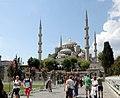 Sultan Ahmed camii Istanbul 2013 2.jpg