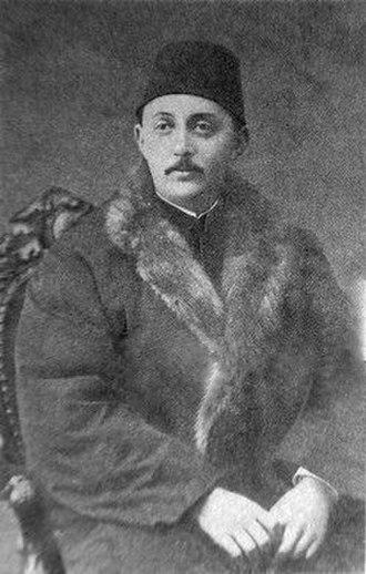 Murad V - Image: Sultan Murad V of the Ottoman Empire