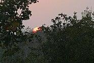 Sunset in Kinnarsani WS, AP W IMG 6149