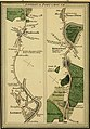 Survey of the high roads of England and Wales - part the first comprising the counties of Kent, Surrey, Sussex (etc.), planned on a scale of one inch to the mile accompanied by indexes, topographic (14782695314).jpg