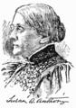 Susan B. Anthony, B & W Illustration.png