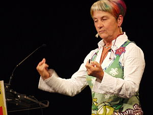 Susan Blackmore - Image: Susan Blackmore 1