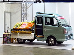 Suzuki Super CARRY DA16T at Japan Truck Show 2018.jpg
