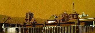 Ayyavazhi - Swamithope pathi, the primary Pathi among the Pancha pathi, the religious headquarters and the most sacred shrine of Ayyavazhi.