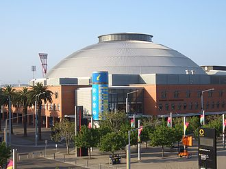 Handball at the 2000 Summer Olympics - The Dome and Exhibition Complex hosted the Handball finals