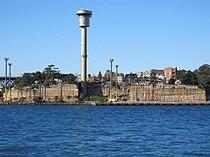 Sydney Ports Harbour Control Tower.JPG