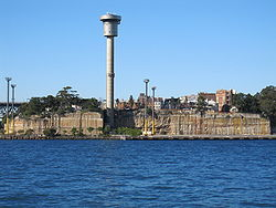 Sydney Ports Harbour Control Tower.JPG