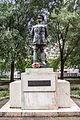 Szabadság Square, Statue of Harry Hill Bandholtz.jpg