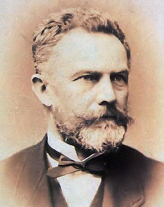 József Szlávy - Image: Szlavy Jozsef