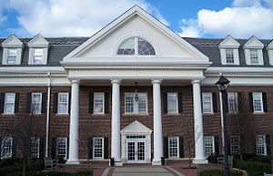 TCNJ Social Sciences Building