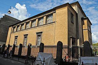 Great Synagogue (Copenhagen) main synagogue of the Jewish community in Copenhagen, Denmark