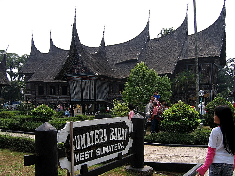 TMII West Sumatra
