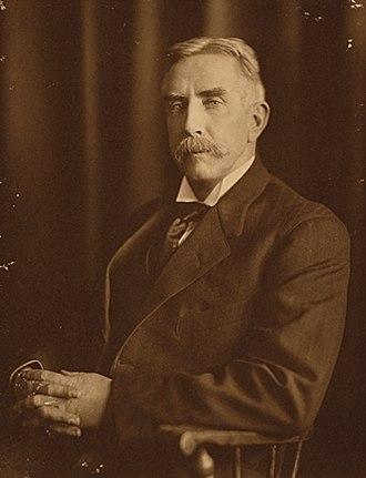 Thomas Pollock Anshutz - Anshutz, ca. 1900