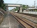 TRA Ciding Station footbridge rear 20070315.jpg