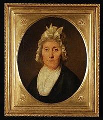 Portret van Magdalena Adriana van Haren, prinses Von Hohenlohe Langenburg (1748-1822)