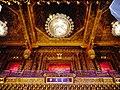 Taipeh Guandu Temple Haupthalle Innen 08.jpg