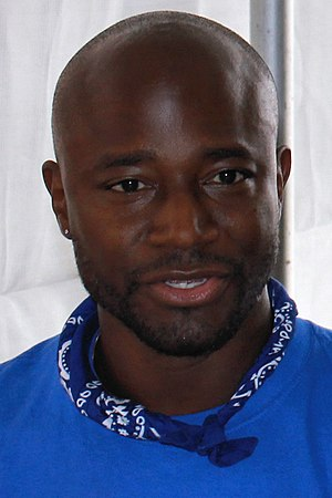Taye Diggs - Diggs at the 2015 Texas Book Festival