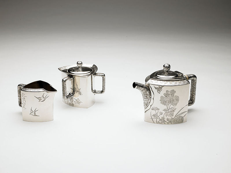File:Tea Set by Tiffany & Company.jpg