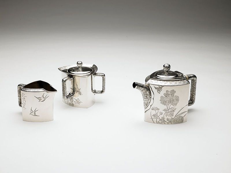 Tea Set by Tiffany %26 Company.jpg