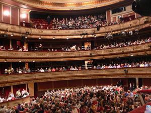 Teatro de la Zarzuela, Madrid