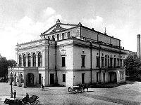 Teatrul National Bucuresti cladirea veche.jpg