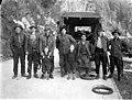 Telephone crew, possibly Washington state, ca 1917 (INDOCC 129).jpg