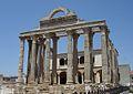 Templo de Diana Merida Vista Frontal.JPG