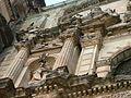 Templo de Santo Domingo de Guzman Oaxaca Detalle de fachada 2.JPG