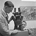Tentoonstelling werken van Karel Appel in Stedelijk Museum, Bestanddeelnr 917-8992.jpg