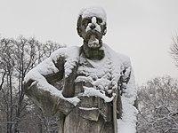 Teodoro Moneta sotto la neve.jpg