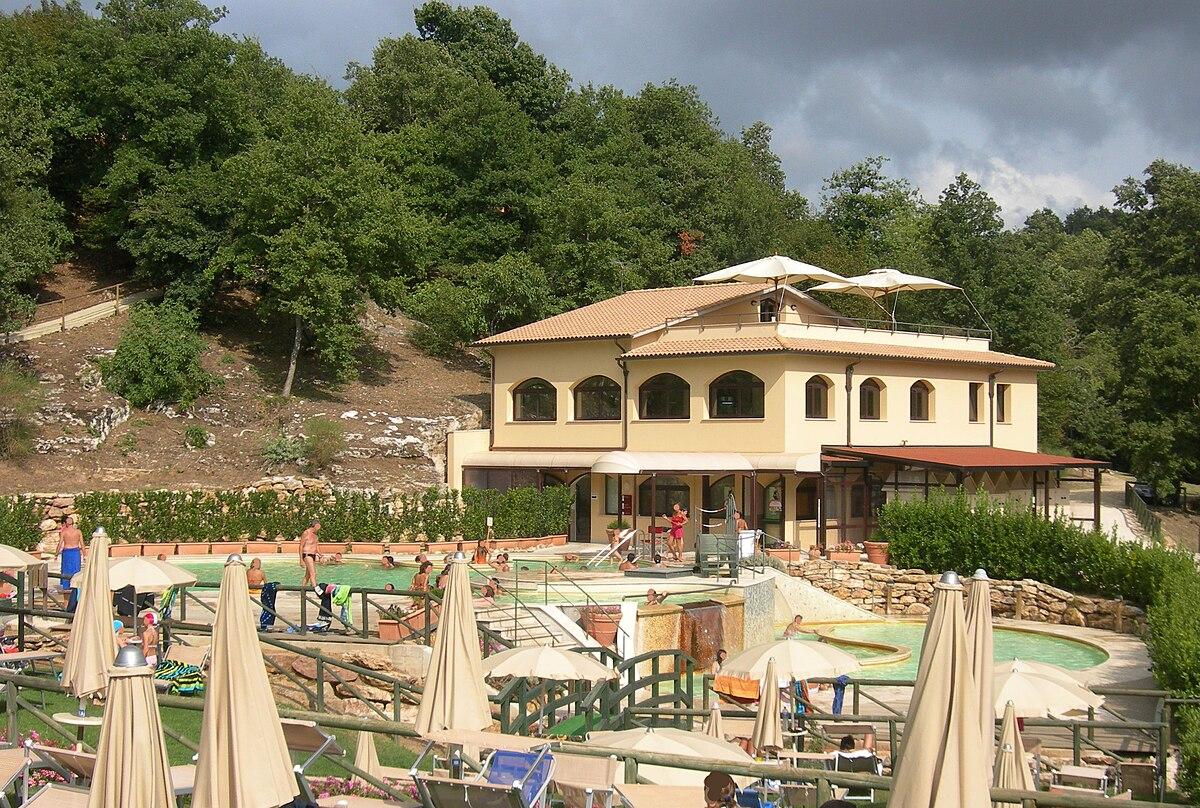 Terme Di Sorano Hotel