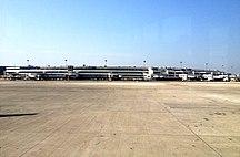 Chhatrapati Shivaji Maharaj International Airport-Old Terminal 2 (Divided into 2A, 2B and 2C)-Terminal 2B