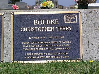 Terry Bourke