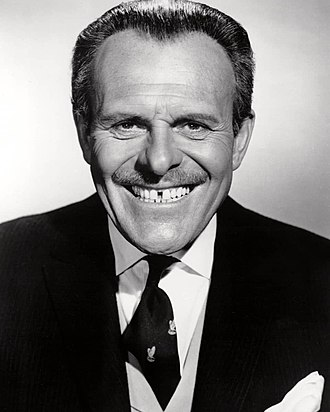 Diastema - Actor Terry-Thomas was known for his 1⁄3-inch (8.5 mm) diastema.