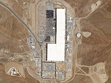 Tesla's Gigafactory on 2017-08-08 by Planet Labs.jpg