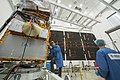 Testing Sentinel-2a's solar wing.jpg