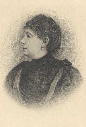 Thérèse Bentzon - Thérèse Bentzon, or Marie-Thérèse de Solms-Blanc