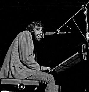 Richard Manuel - Manuel in 1971