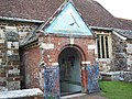 The Church of St Mary and All Saints - Porch - geograph.org.uk - 474270.jpg