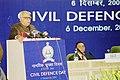 The Deputy Prime Minister Shri L.K. Advani speaking at the Civil Defence Day celebrations function in New Delhi on December 6, 2003.jpg