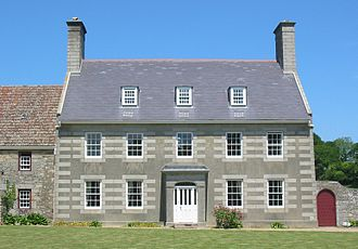 National Trust for Jersey - The Elms in 2005.