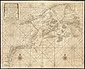 The English pilot. (cartographic material) - The fourth book. Describing The West-India navigation, from Hudson's Bay to the River Amazones. Particularly delineating The Sea Coasts, Capes, Headlands, (14779981335).jpg