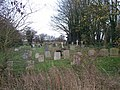 The Graveyard Of St. Peter's Church - geograph.org.uk - 291888.jpg
