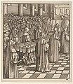 The King of Feuereisen and His Only Daughter, from Der Weisskunig MET DP834068.jpg