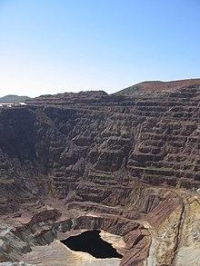 list of openpit mines wikipedia