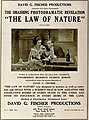 The Law of Nature (1919) - Ad 1.jpg