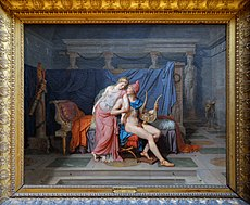 The Love of Paris and Helen by Jacques-Louis David.jpg
