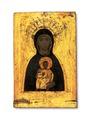 The Nicopeia Virgin & Child. Byzantine, Constantinople c.1120.tif
