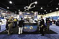 The Office of Naval Research booth at Sea-Air-Space Exposition. (8636663017).jpg