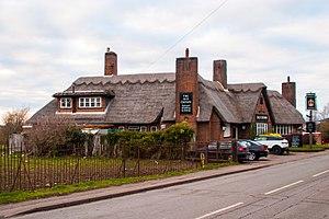 Girton, Cambridgeshire - The Old Crown Pub